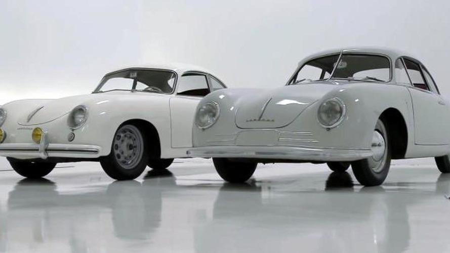 Discover the 1949 Porsche Gmund Coupe made in Austria [video]
