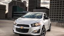2014 Chevrolet Sonic RS Sedan 21.11.2013