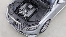 2014 Mercedes-Benz S63 AMG 17.07.2013