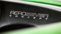 Caterham AeroSeven to be redesigned, production model delayed until fall 2015