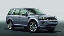 Land Rover Freelander Metropolis detailed