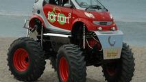 smart forfun2: monstertruck ambitions