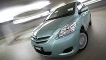 2006 Toyota Yaris Sedan