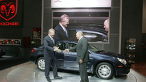 2007 Chrysler Sebring at British Int Motor Show
