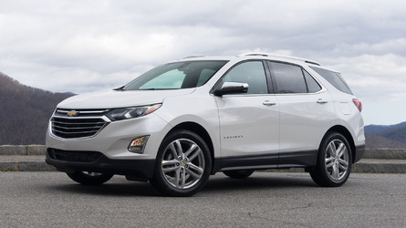 2018 Chevy Equinox First Drive
