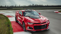 2017 Chevy Camaro ZL1 unveiled with 640 hp [video]