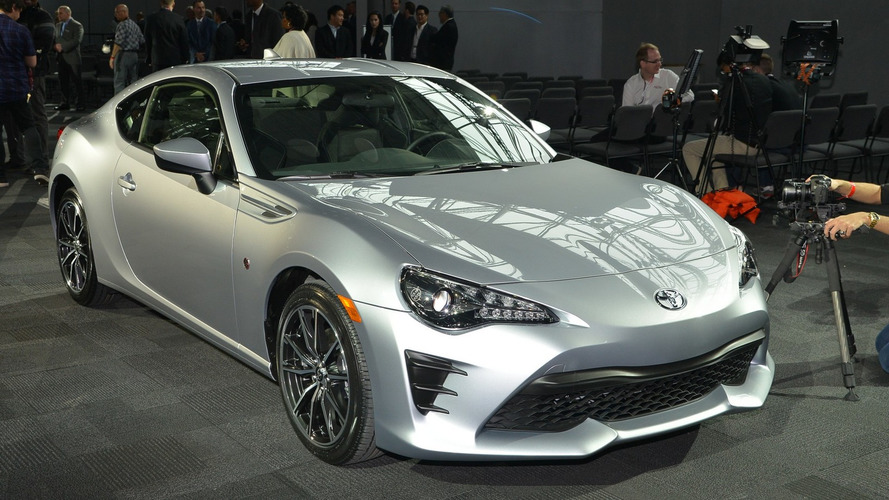 2017 Toyota 86 marks the end of the road for the Scion FR-S