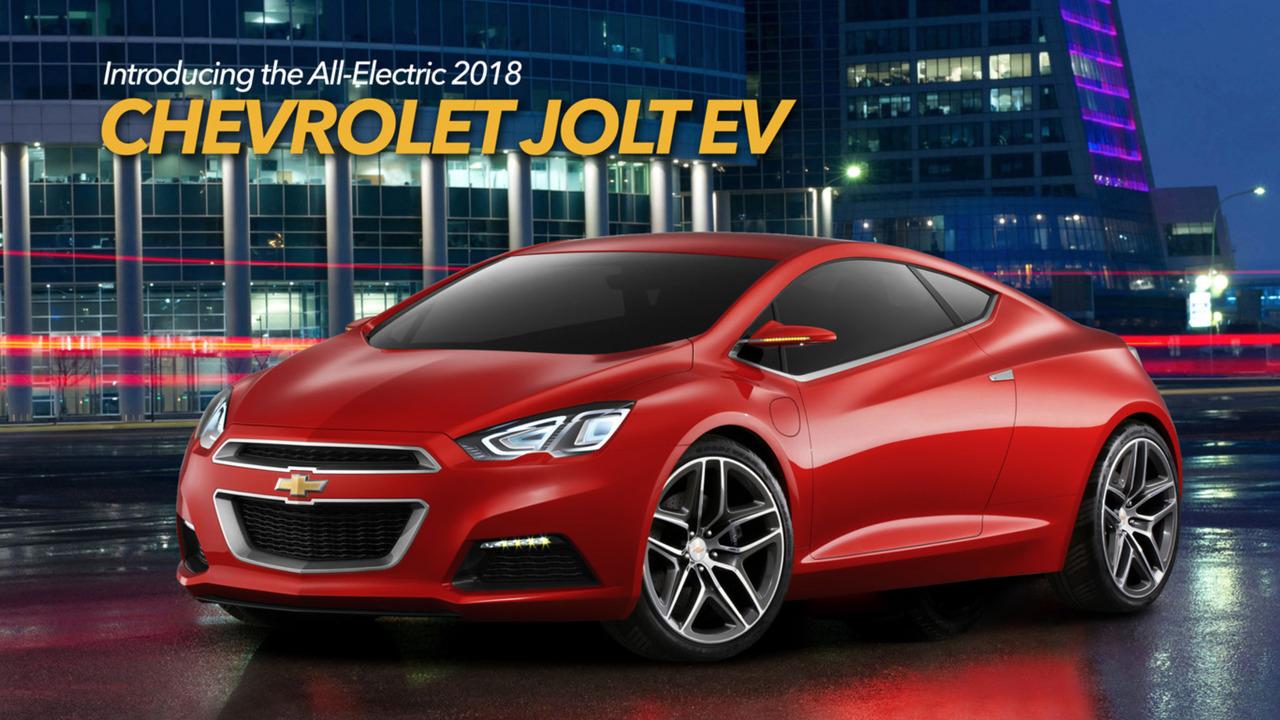 Chevy Jolt EV