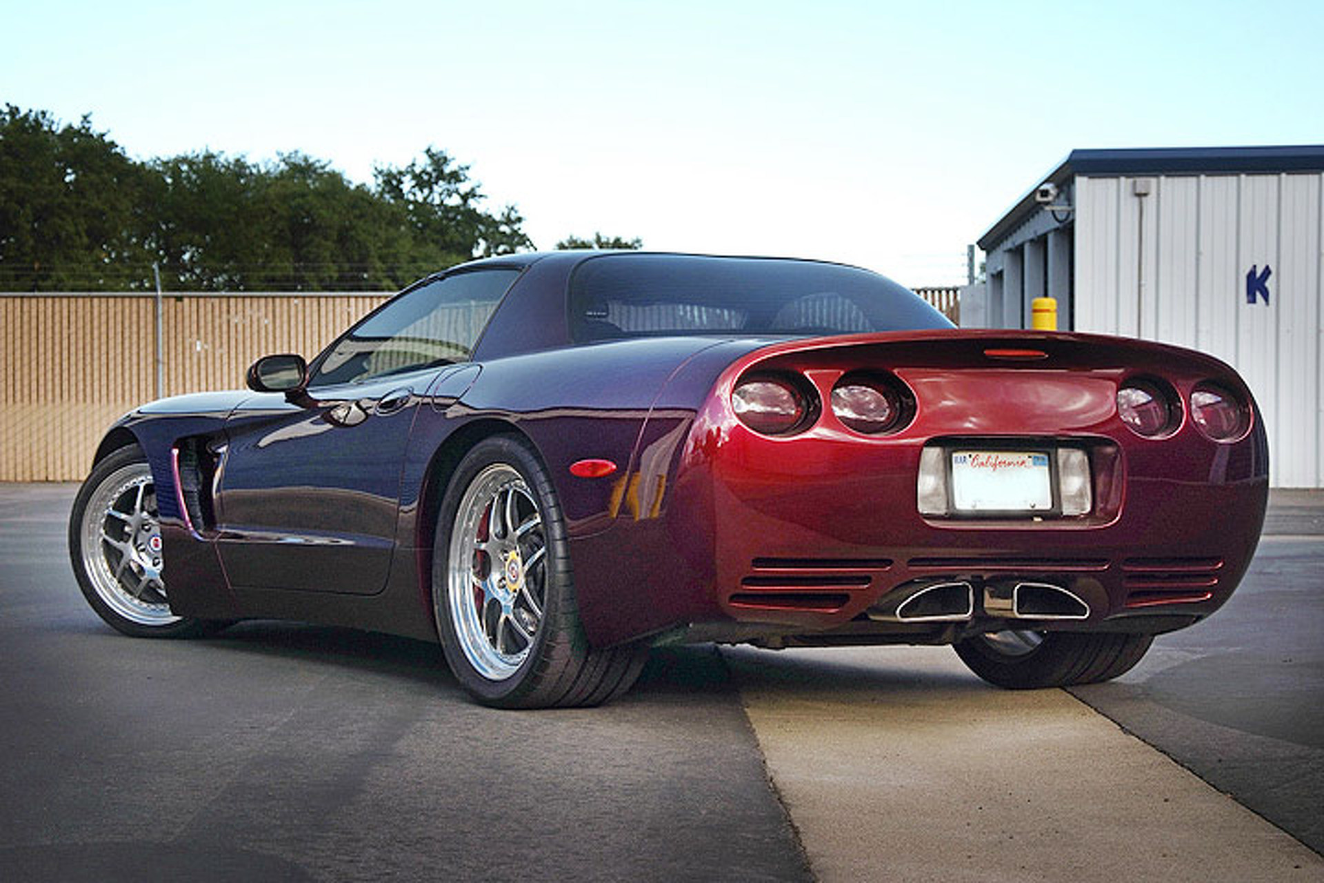 This 800 Horsepower Z06 is a Corvette to Rule All 'Vettes