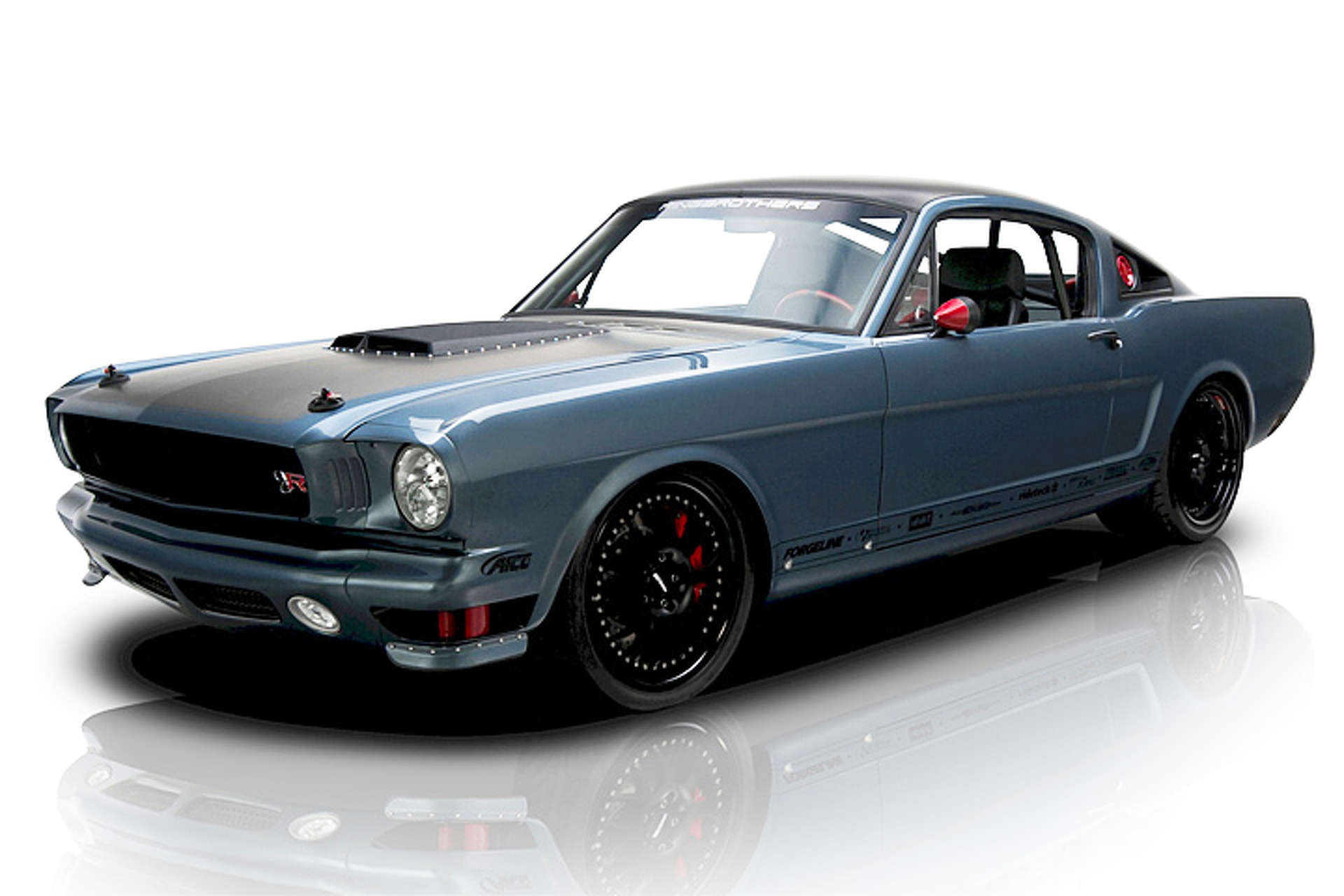 "The 600-HP Ringbrothers ""Bailout"" Mustang Is Up for Sale"