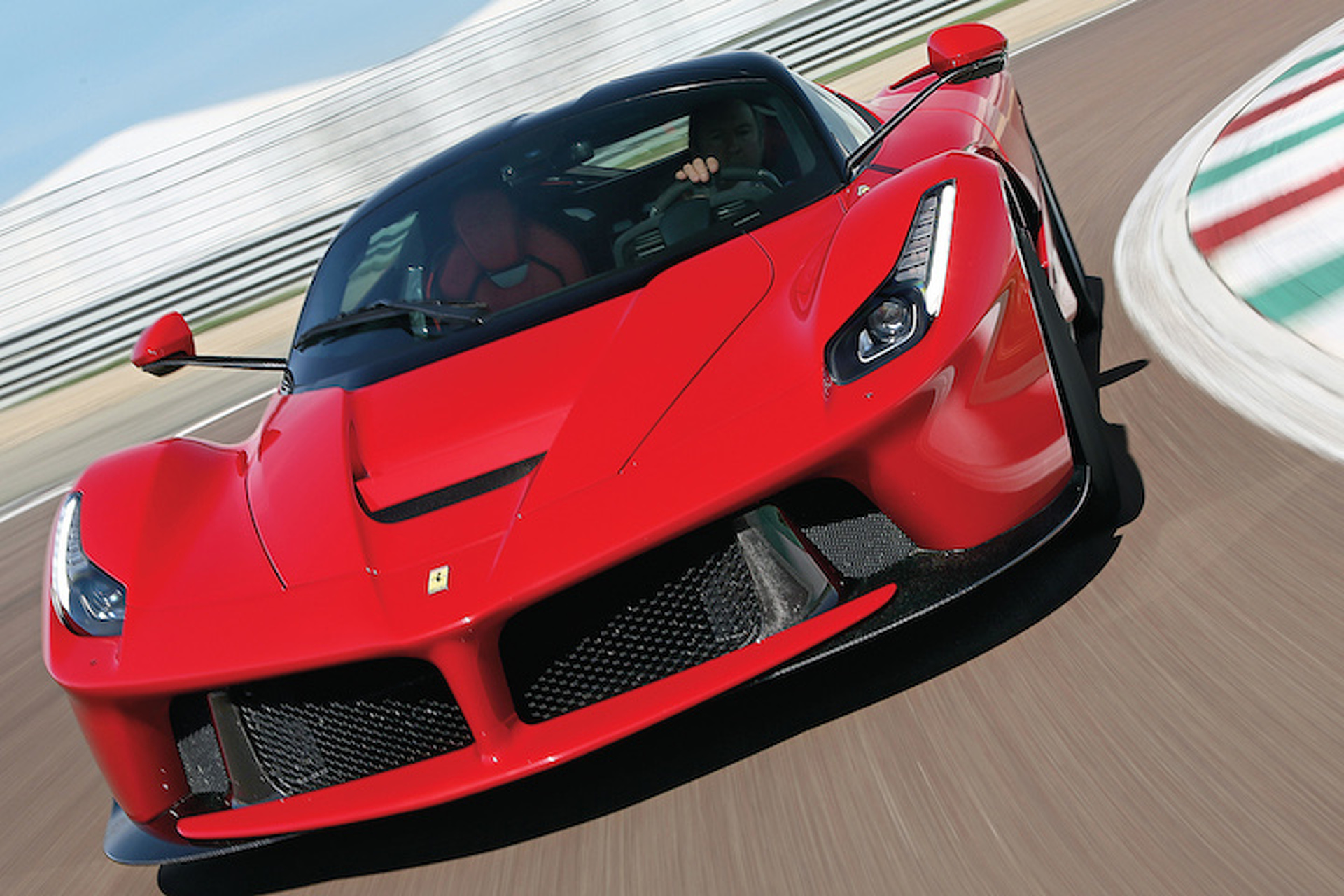 Ferrari LaFerrari Spyder Coming, But In Very Limited Numbers