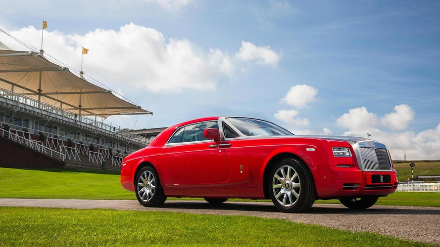 Rolls-Royce unveils the one-off Phantom Coupe Al-Adiyat