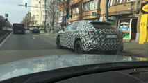 WCF reader photographs 2016 Lexus RX up close