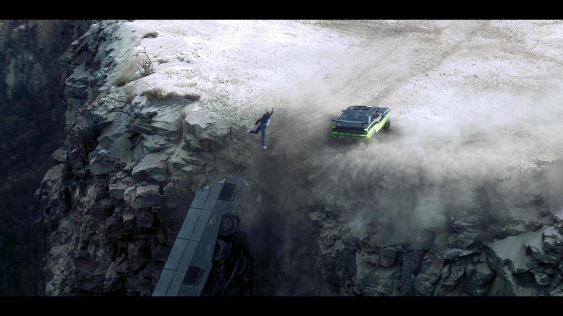Dodge highlights their role in Fast & Furious 7 [video]