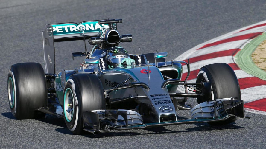 'Engine championship' means Mercedes 2015 favourite