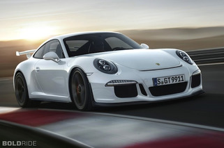 Porsche 911 GT3 RS Hitting Showrooms Next Year