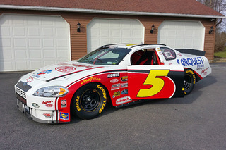 This Street Legal NASCAR is Yours for Just $69,000
