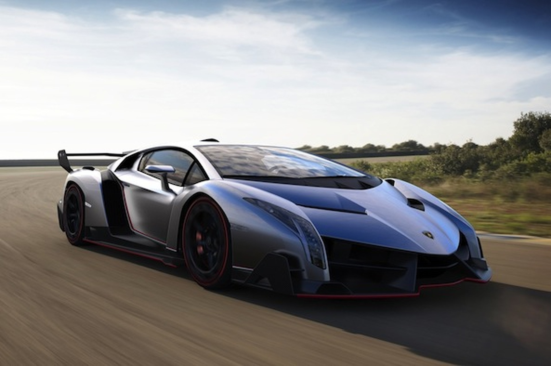 Lamborghini Veneno Leaked: $4.6 Million and Fast