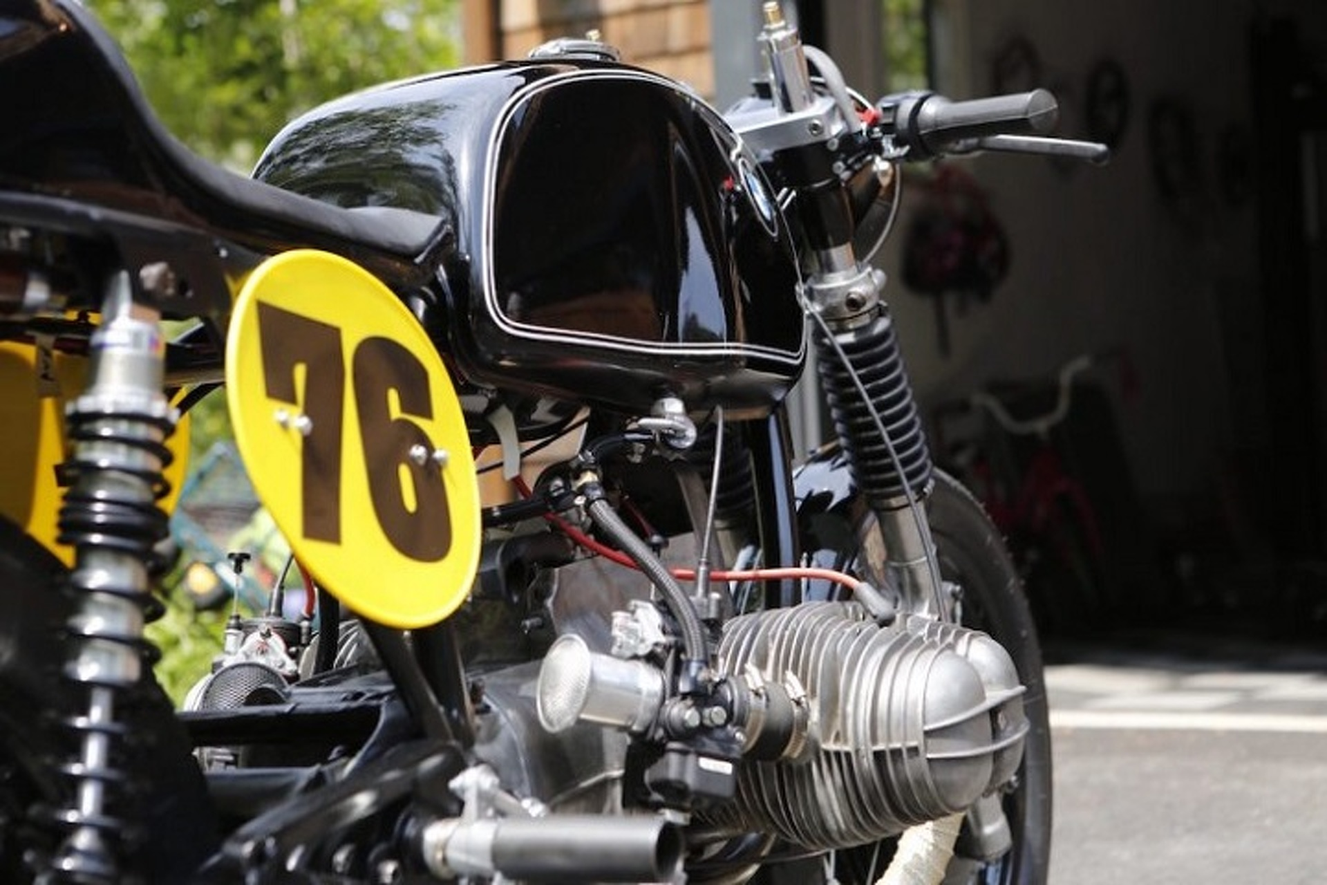 Check Out This Incredible Custom BMW R60 Worth
