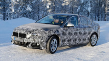 2017 BMW 1 Series Sedan will have FWD, latest spy photos