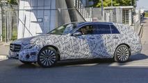 2017 Mercedes E-Class Estate spy photo