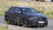 2013 Mercedes A-Class AMG spy photo - 22.8.2011