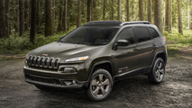 Jeep Cherokee 75th Anniversary Edition