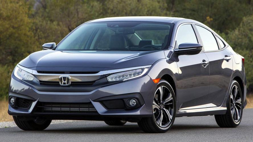 Honda Civic 1.5 turbo getting manual for 2017 MY