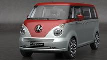 VW T1 resurrected in digital world