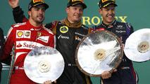 2013 Australian Grand Prix - RESULTS