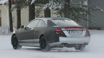Next Generation Mercedes CL AMG Spy Photos