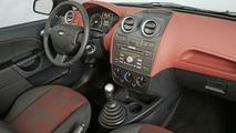 2006 Ford Fiesta Interior