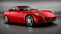 New Ferrari F 600 Imola Spy Photos