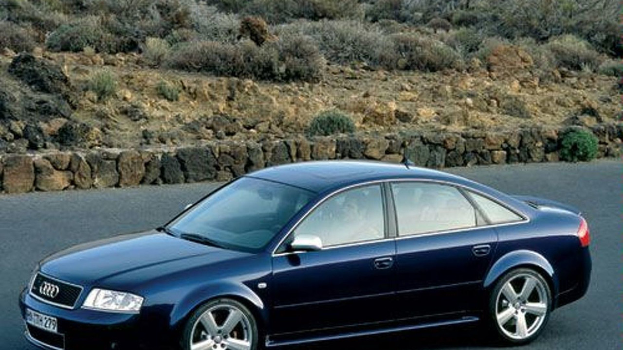 Audi RS6 quattro