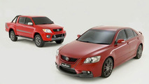 Toyota TRD Aurion and HiLux