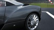 Spyker C12 Zagato Unveiled at Geneva Motor Show