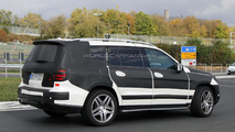 2013 Mercedes GL set to debut in New York - report