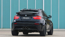 G-Power X6 M Typhoon wide-body with 725 HP