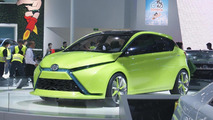 Toyota Dear Qin hatch and sedan concepts preview new global model