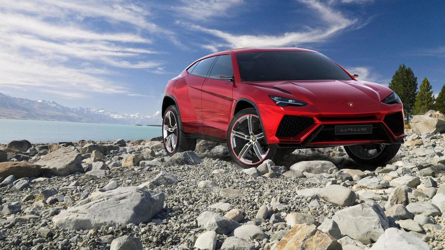 Lamborghini - Le SUV s'appellera bien Urus !