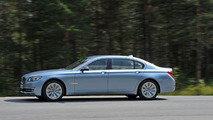 2013 BMW ActiveHybrid 7, 27.07.2012