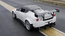 Lotus Evora GX race car revealed