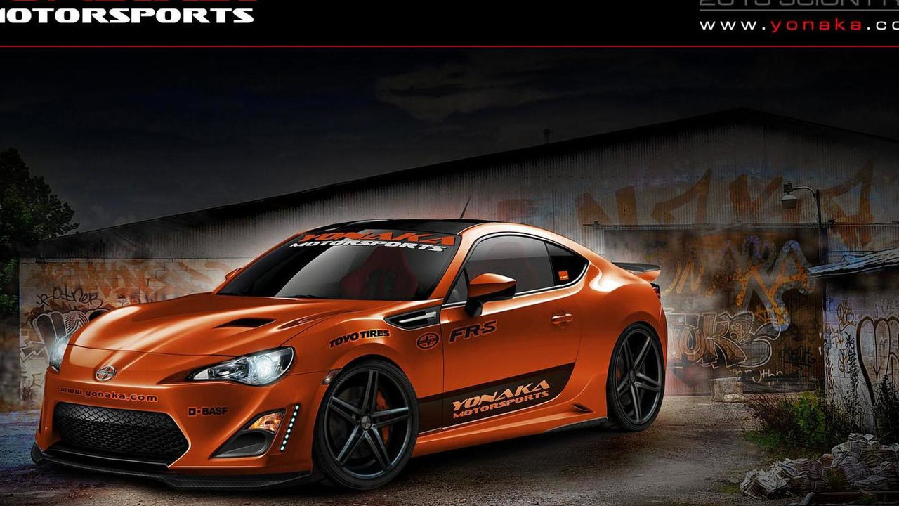 Fox Marketing Scion FR-S 20.7.2012
