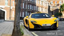 PHOTOS - Un exemplaire unique de la McLaren 650S Le Mans