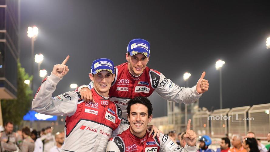 Audi's last LMP1 race emotional, and successful