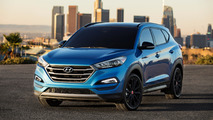 Hyundai Tucson Night Edition is stylish at any hour