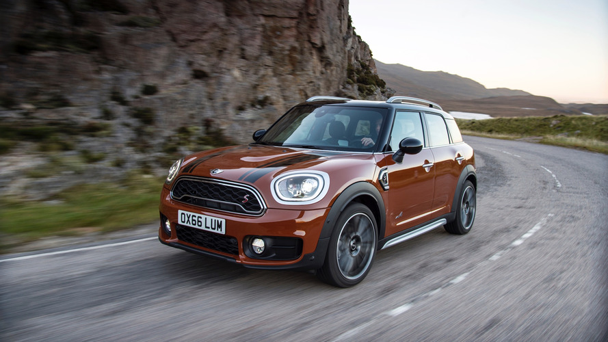 Not-so-Mini Countryman detailed in six videos