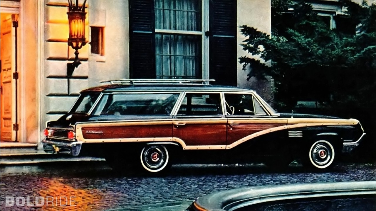 Mercury Colony Park Wagon