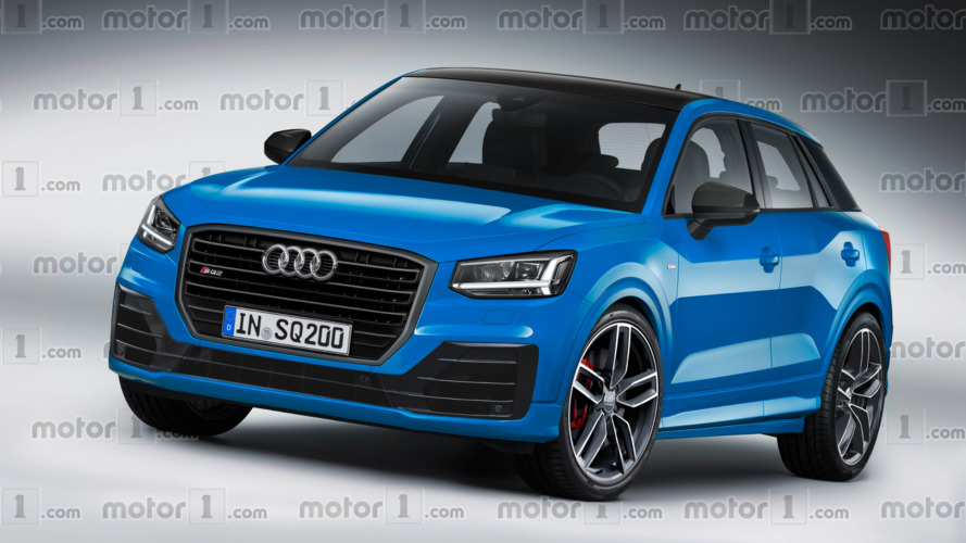 Audi SQ2 could look like this