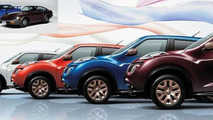 Nissan Juke 80th Special Color Limited Edition launched in Japan